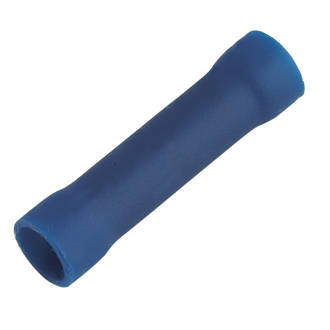 Image of Insulated Crimp Ebb Blue Butt Pack of 100