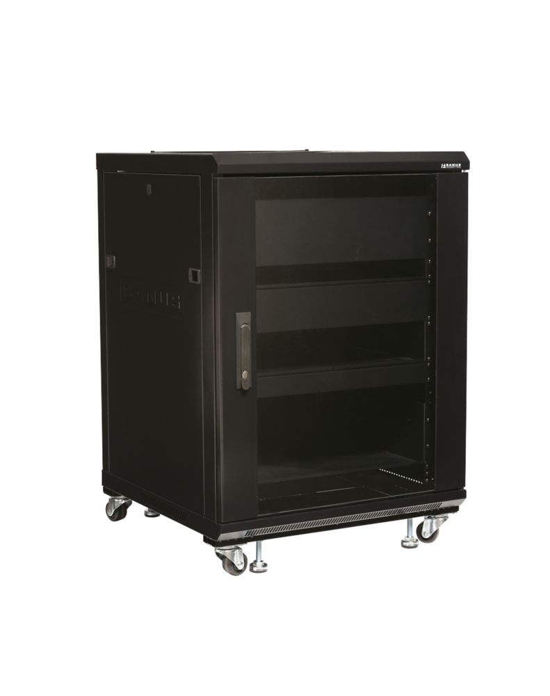 Image of Sanus 15U AV Component Rack 600 x 600 x 864mm