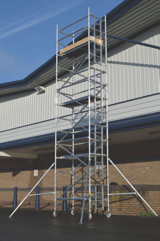 Image of Lyte SF18NW62 Helix Narrow Width Industrial Tower 6.2m