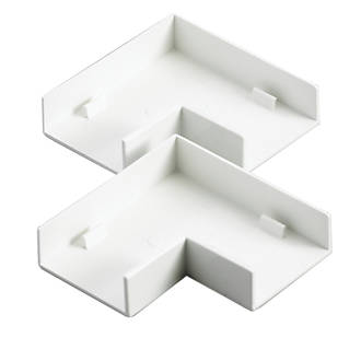 Image of Flat Angle 38 x 16mm Pack of 2