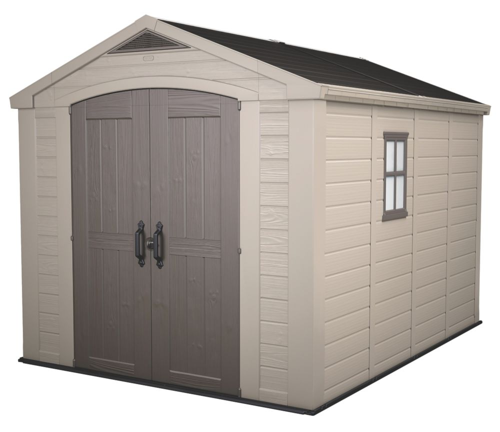 Image of Keter Apex Shed Plastic 8 x 11 x 7'