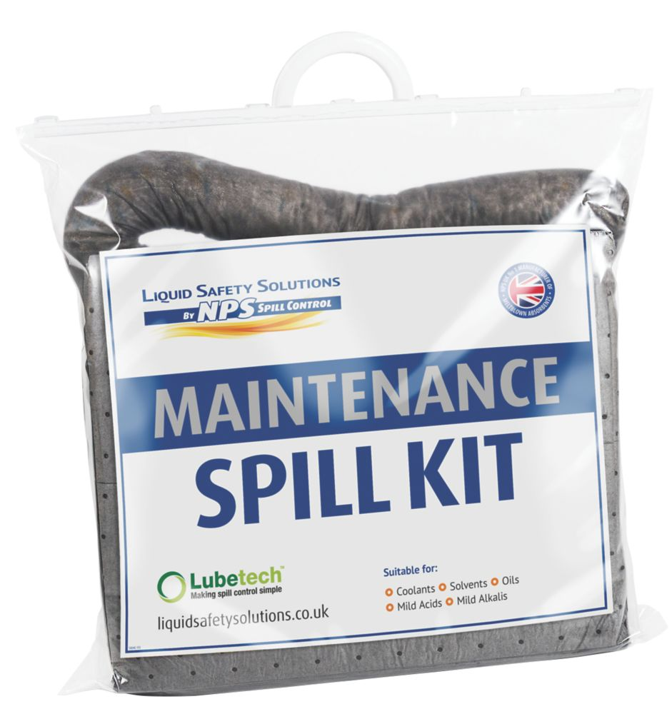Image of Lubetech 15Ltr Maintenance Spill Kit