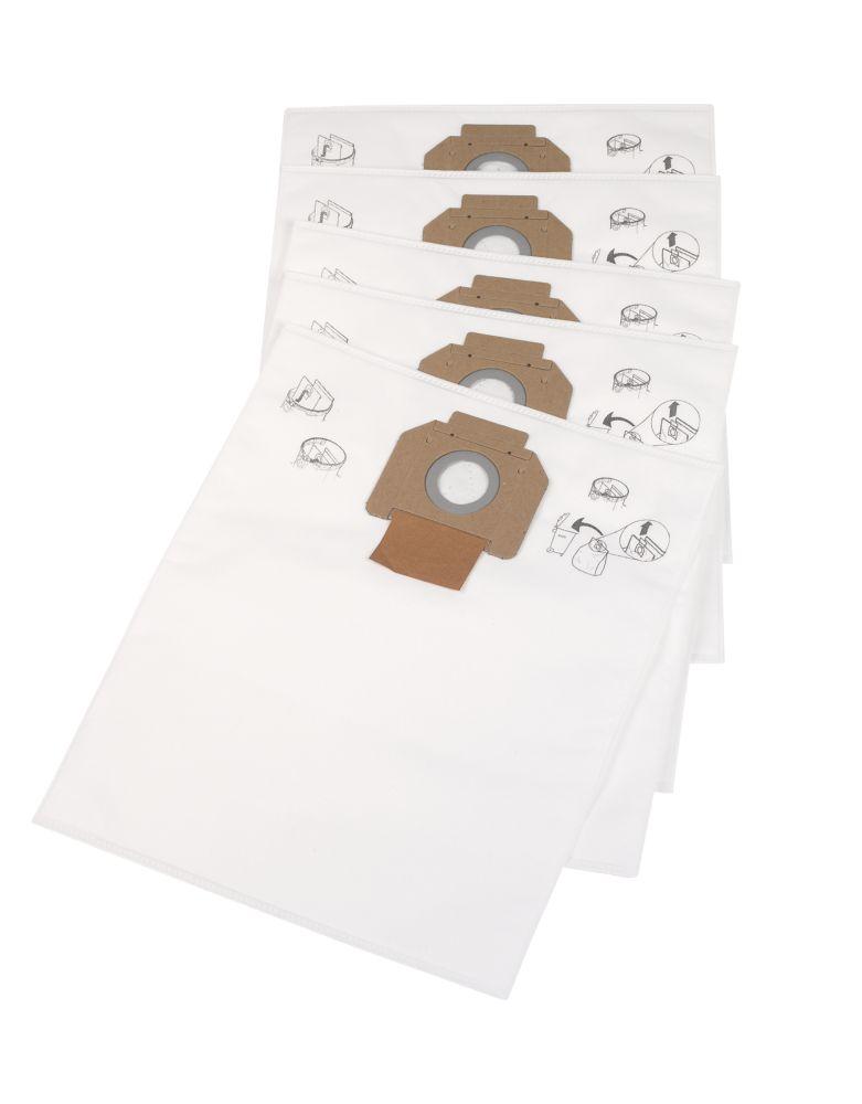 Image of Nilfisk Attix 302004000 Vacuum Filter Bags 5 Pack
