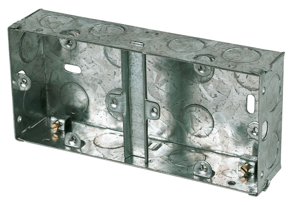 Image of Appleby Galvanised Steel Dual 35mm