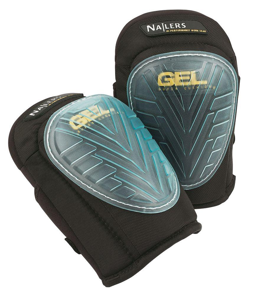 Image of Nailers G1 Gel Swivel Knee Pads