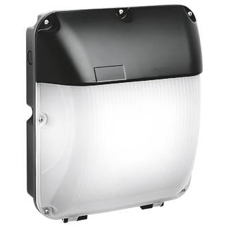 Image of Enlite UtiliteXL Curved LED Surface Mounted Bulkhead Black 30W
