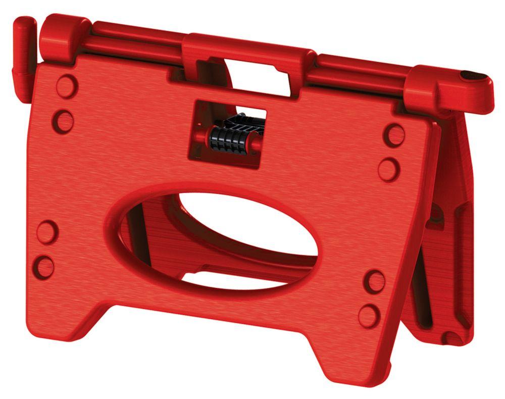 Image of JSP Alphabloc Barrier Red