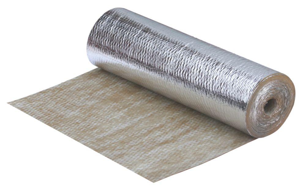 Image of Duralay Premier Wood & Laminate Flooring Underlay 3mm 10m