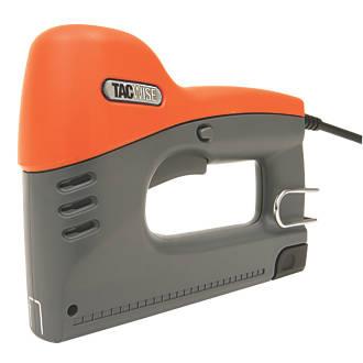 Image of Tacwise 140EL 15mm Electric Second Fix Nail Gun / Stapler 230V