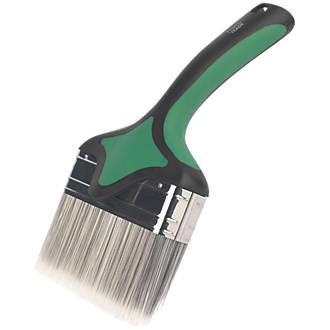 "Image of Harris Trade Angled Timbercare Block Brush 4¾"""
