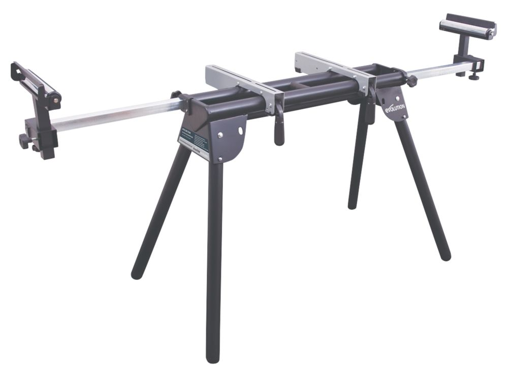 Image of Evolution 800B Mitre Saw Stand with Extension Arms