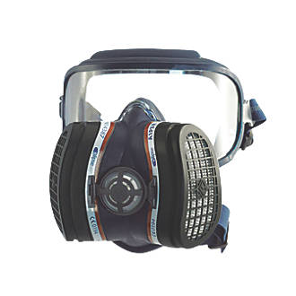 Image of GVS Elipse Integra SPR444 Respiratory Mask with Goggles A1-P3