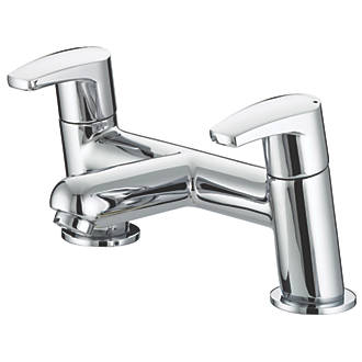 Image of Bristan Orta Dual Lever Bath Filler Tap