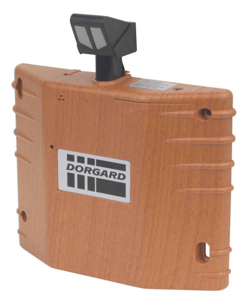 Image of Dorgard Effects Ll800 Fire Door Retainer Beech