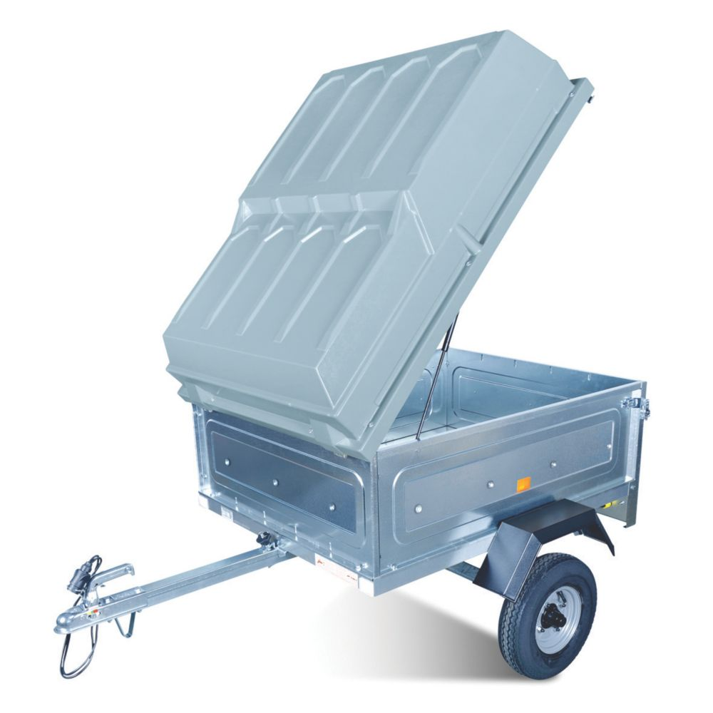 Image of Maypole Lockable ABS Hard Cover for MP6815 Trailer