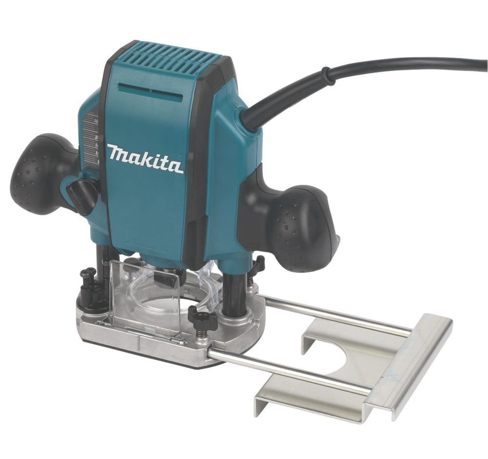 """Image of Makita RP0900X/1 900W """" Plunge Router 110V"""