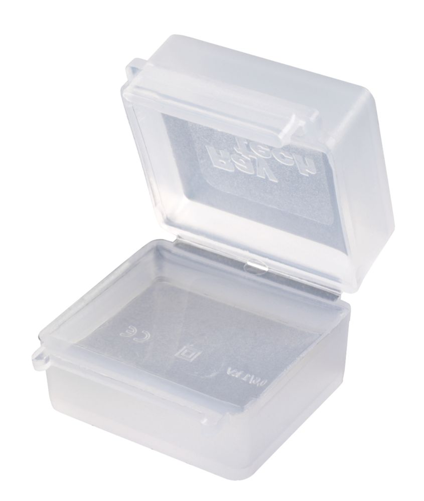 Image of Raytech Pascal 6 Mini Gel Connector Cover Clear 2 Pack