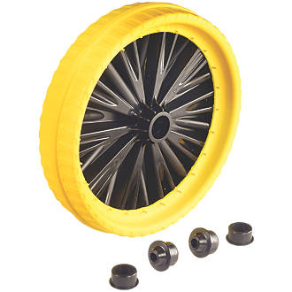 Image of Walsall Universal Puncture-Proof Wheelbarrow Wheel 350mm