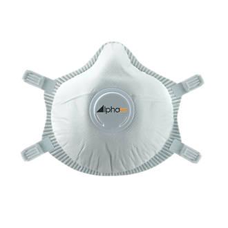Image of Alpha Solway Alpha S Disposable Masks P3 5 Pack