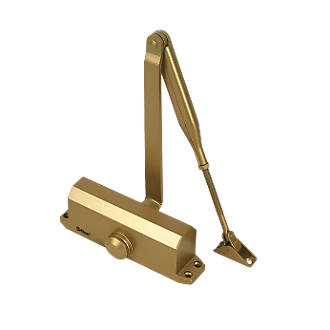 Image of Briton 121CE Overhead Door Closer Gold
