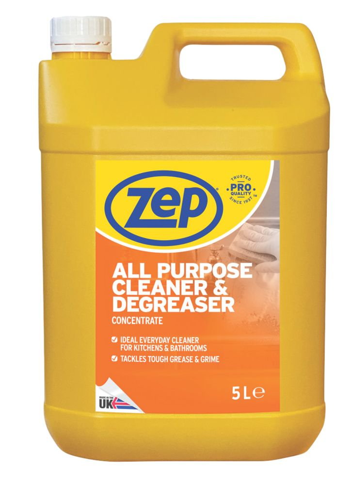 Image of Zep Commercial All-Purpose Cleaner & Degreaser 5Ltr