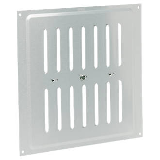 Image of Map Vent Adjustable Vent Silver 229 x 229mm