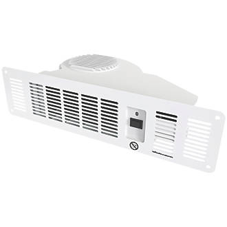 Image of Winterwarm WWFH20E Plinth-Mounted Fan Heater 2000W