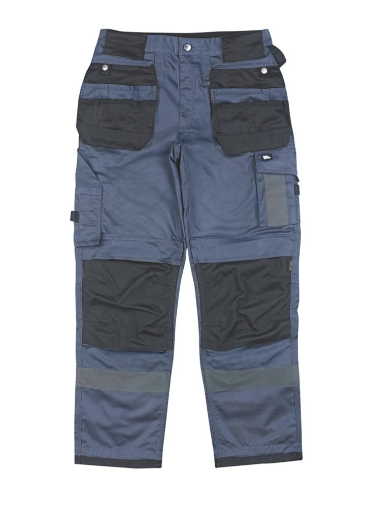 Image of Hyena Cairngorm Trouser Airforce Blue W32 W32