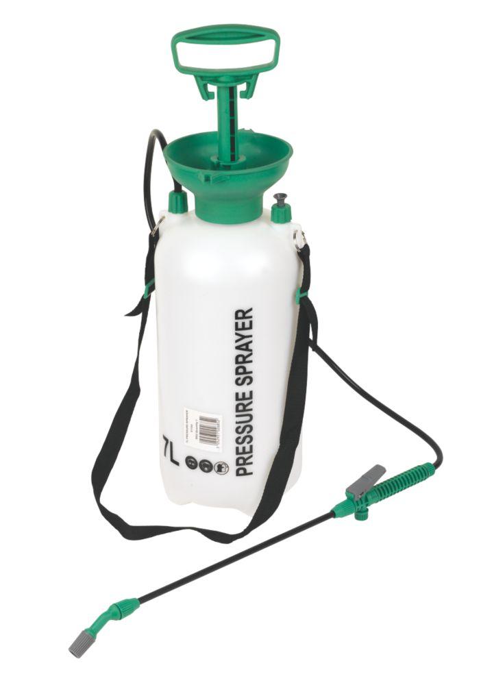 Image of Green Pressure Sprayer 7Ltr