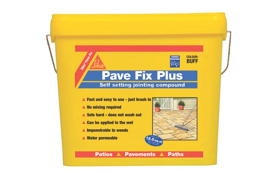 Image of Sika Pave Fix Plus Compound Buff 11Ltr