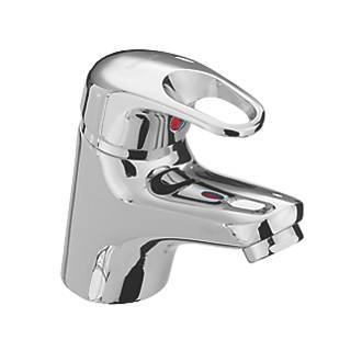 Image of Bristan Cadet Basin Mono Mixer Tap with Clicker Waste