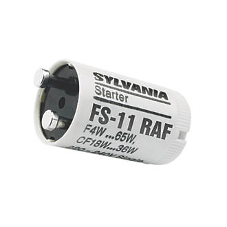 Image of Sylvania 4-65W Fluorescent Starter 5 Pack