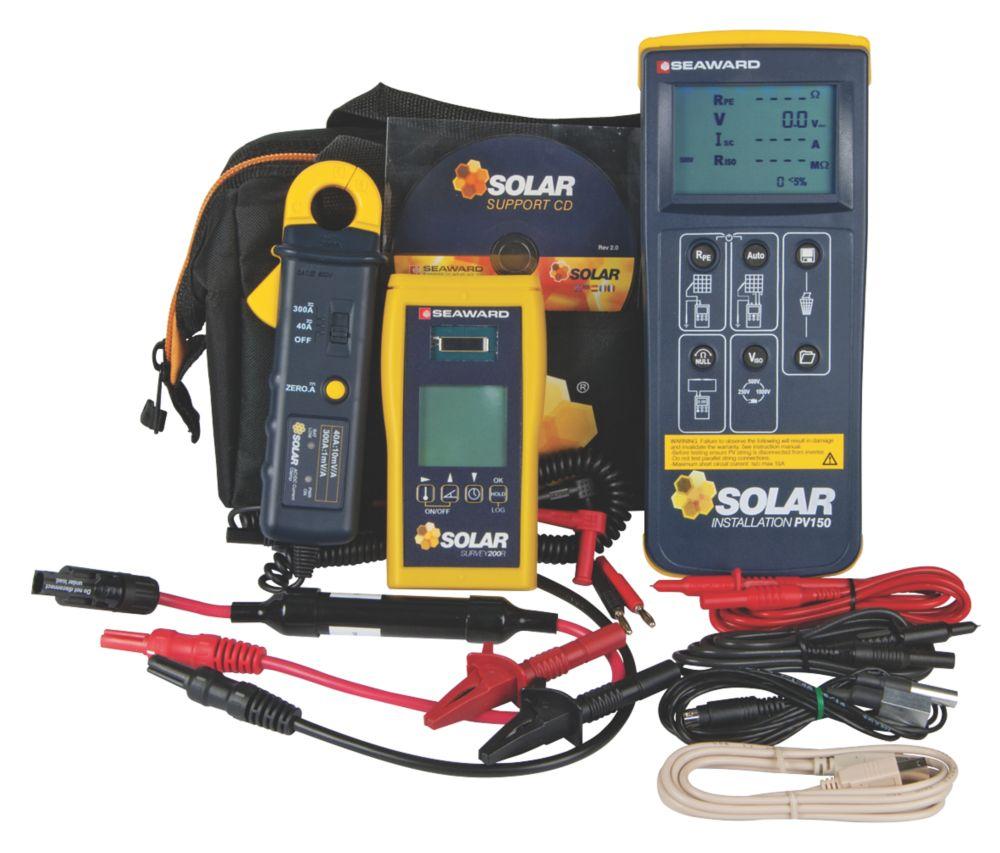 Image of Seaward Solar PV150 Solarlink Test Kit