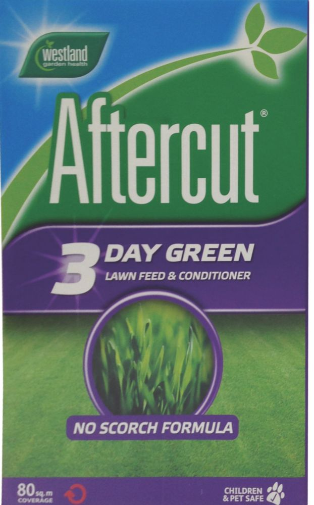 Image of Aftercut Lawn Feed & Conditioner 80m