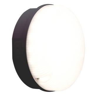 Image of Luceco LBM290B11S40 LED Bulkhead Black 11W