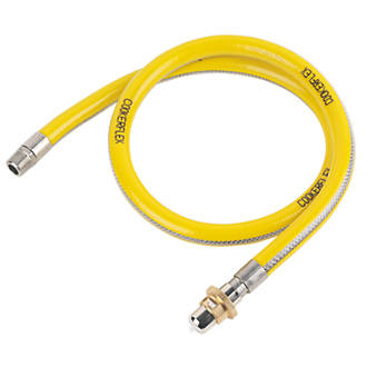 Image of Cookerflex Bayonet LPG Cooker Hose 12.5mm x 1250mm