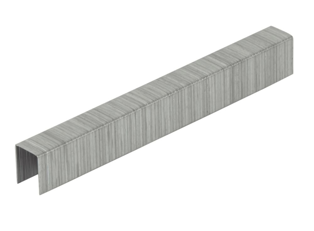 Image of Tacwise 140 Series Heavy Duty Staples Galvanised 14 x 10.6mm 5000 Pack