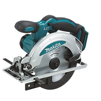 Image of Makita DSS610Z 165mm 18V Li-Ion Cordless Circular Saw - Bare