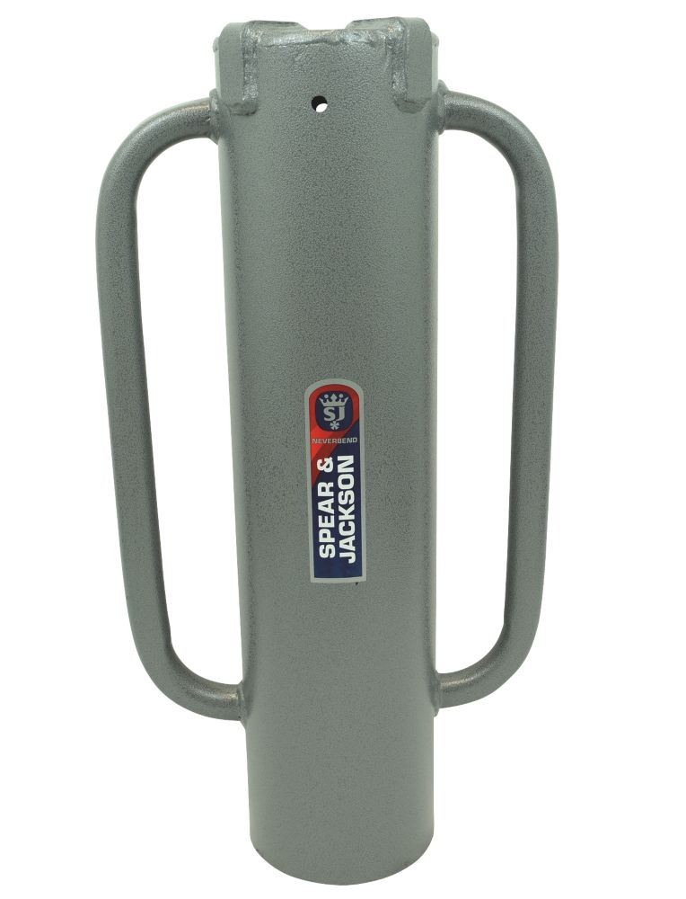 Image of Spear & Jackson Post Rammer 165mm 15.52kg