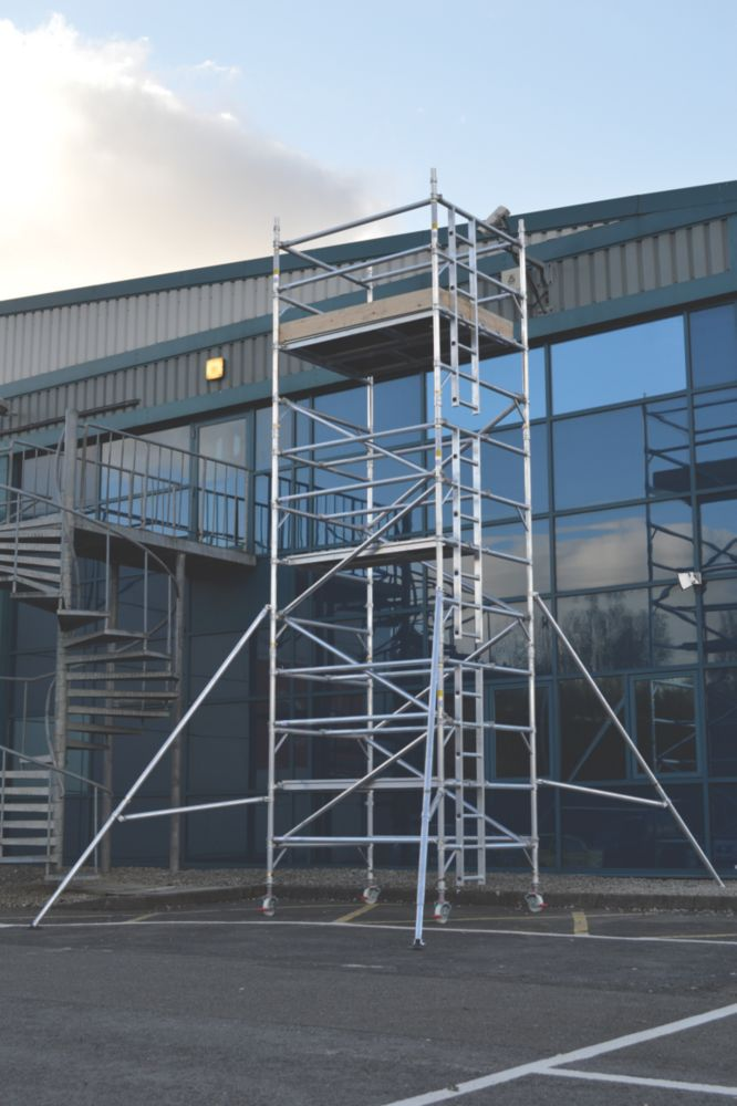 Image of Lyte SF18DW52 Helix Double Width Industrial Tower 5.2m