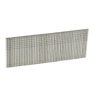 Image of Paslode Galvanised Straight Brads 18ga x 25mm 2000 Pack