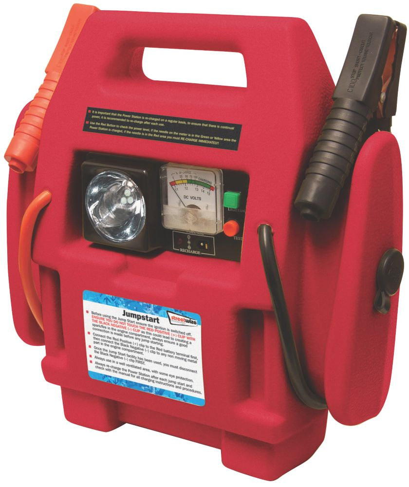 Image of Streetwize 500A Promo Power Pack 12V