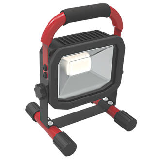Image of Luceco LED USB Rechargeable Site Light 10W 5V