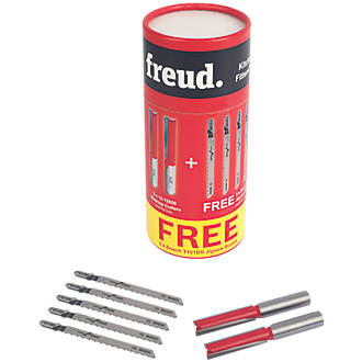 """Image of Freud Kitchen Fitters Set ½"""" 7 Pieces"""