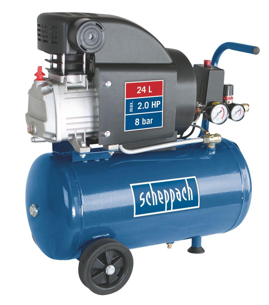 Image of Scheppach HC25 24Ltr Compressor 230V