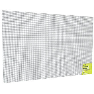 Image of Apollo 6mm Galvanised Welded Mesh Panel 610 x 910mm 10 Pack
