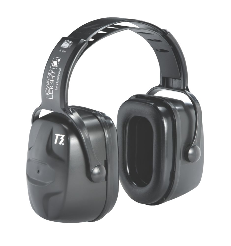 Image of Howard Leight Thunder T3 Dual Dielectric Ear Defenders 36dB SNR