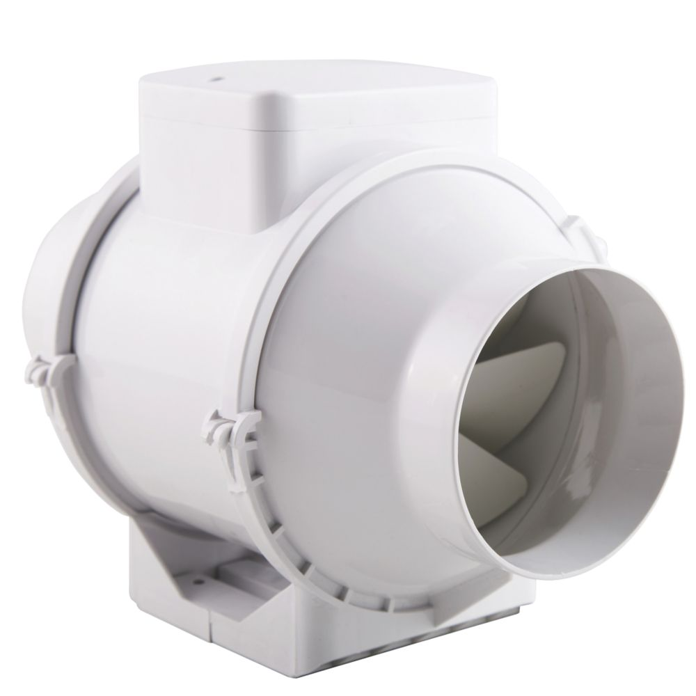 Image of Xpelair XIMX150T 25W In-Line Mixed Flow Fan