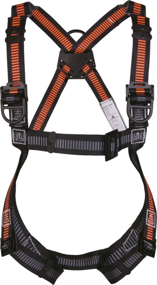 Image of Delta Plus HAR23 3-Point Fall Arrest Harness