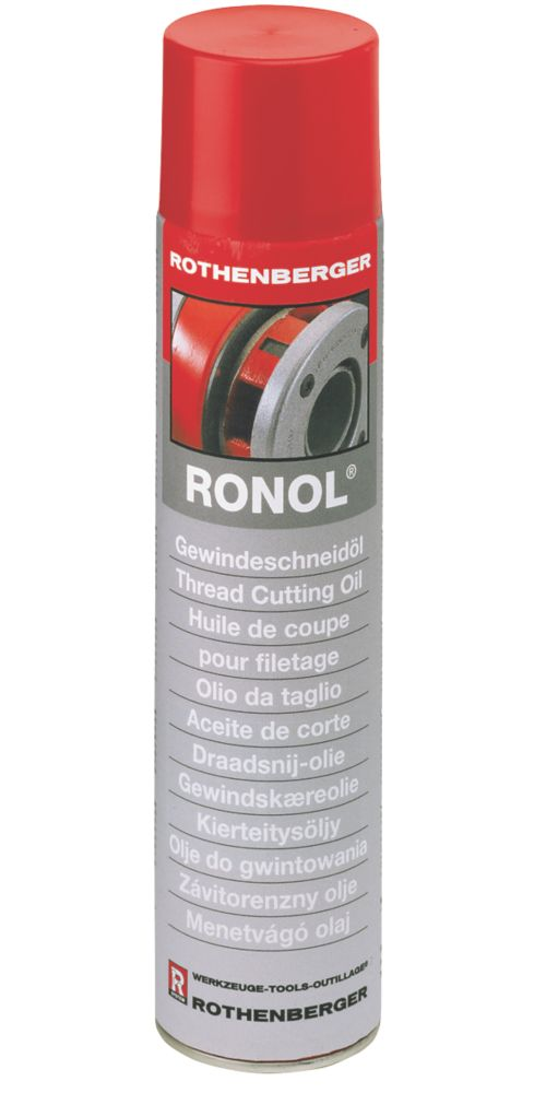 Image of Rothenberger 65018 Thread Cutting Spray 200ml